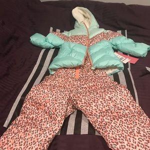 Wipette snow suit
